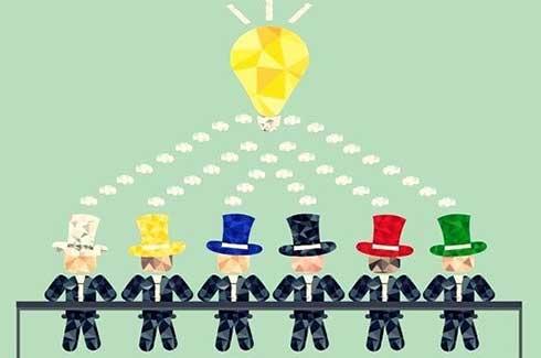 6 cappelli per pensare