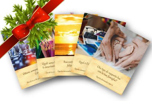 Carte Motivazionali Offerta Natale