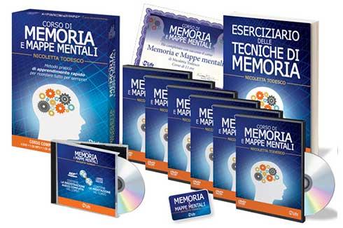 Corso di Memoria e Mappe Mentali