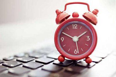 Corso di gestione del tempo