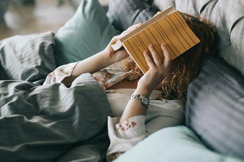 Leggere può essere stressante