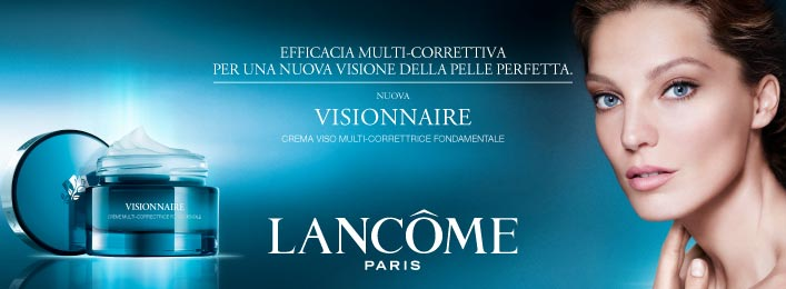 pubblicità Lancome